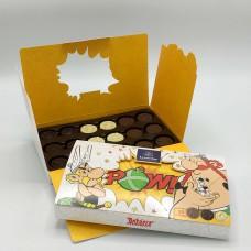 """Leonidas Asterix Geschenkdoos Magische Pralinés """"POW!"""" 215g"""
