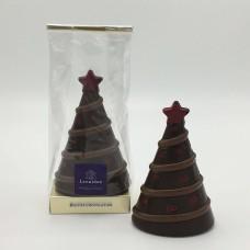 Kerstboom Multicolor 100g Fondant Chocolade