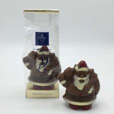 Kerstman Multicolor 100g Melk Chocolade