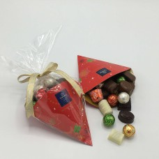 Kerstmis Puntzak +/- 350g Pralines en Pralinebollen