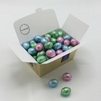Paaseitjes SSA - zonder toegevoegde suiker in Ballotin 250g