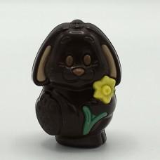 Konijn Angie 40g Fondant Chocolade