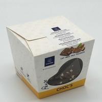 Choc's gebroken tablet 300g Melk/Pecannoten/Amandelen/Hazelnoten Geschenkthema