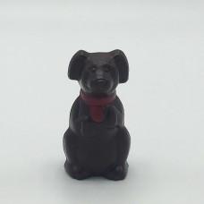 Hond Bicolor 50g Fondant Chocolade