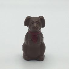 Hond Bicolor 50g Melk Chocolade