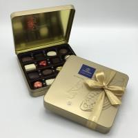 Heritage Gouden Geschenkdoos 16 Pralines