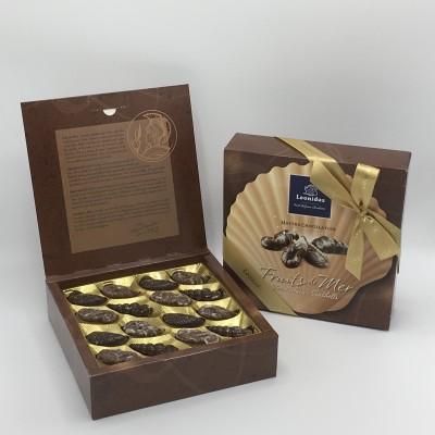 Leonidas Geschenkdoos Zeevruchten 550g Chocolade